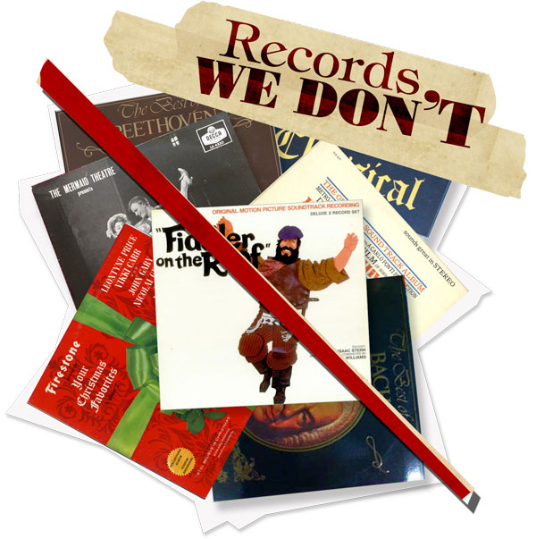 Records we don't Love