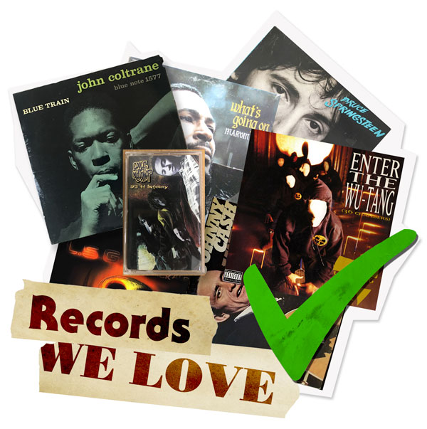Records we Love
